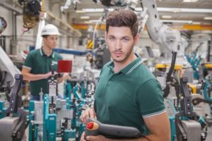 Industry 4.0 is First and Foremost a Development of Human Resources in a Smart Factory
